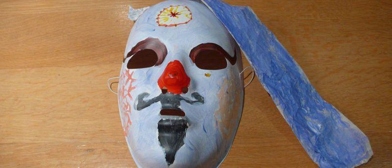 Orsay masque valen