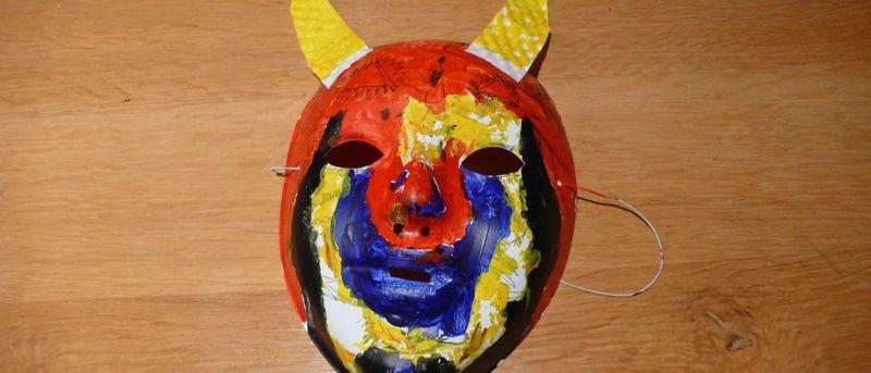Orsay masque félix