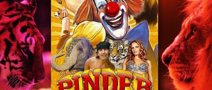 Le Cirque Pinder ** Le geant des Cirques Europeen**