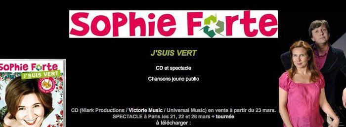 Sophie Forte