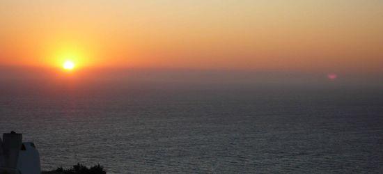 Santorin coucher de soleil