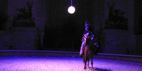 Chantilly, spectacle1
