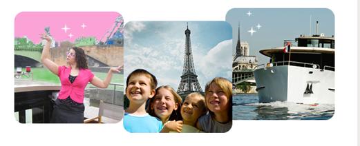 Les Vedettes de Paris - croisiere enfants Paris bateau Paris