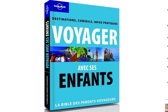 Hoosta Travel Magazine Hotels Luxe Style Design Restaurants Voyages»Livres et médias » Au secours, je voyage avec mes enfants !