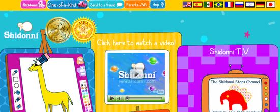 Shidonni World - Virtual Pets Drawings Come To Life-1
