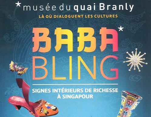 Baba Bling _ Le Musée du Quai Branly nous emmène chez les Peranakan de Singapour - Y_a du monde à Paris-1