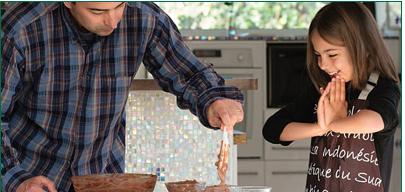 Ferme et cueillette de Gally - Spécial Fête des pères à l_Atelier cuisine des Fermes de Gally