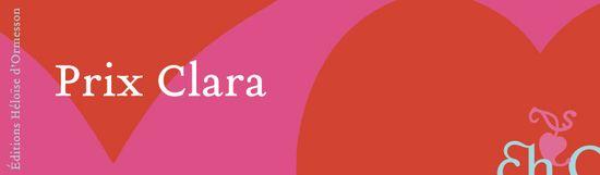 Prix Clara_ Comment participer?