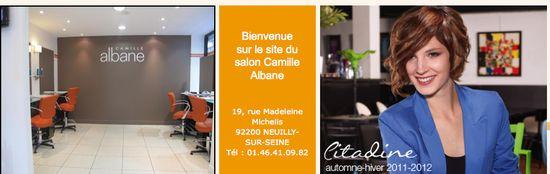 Prix et tarifs _ coiffeur maquilleur mariage relooking, styliste, visagiste, coloriste, extension cheveux Camille Albane, NEUILLY-SUR-SEINE